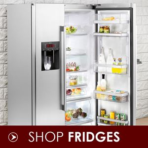 Appliances Fridges Banner