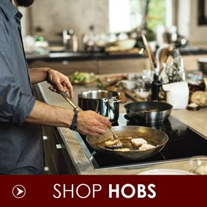 Appliances Hobs Banner