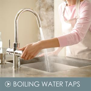 Boiling Water Taps Banner
