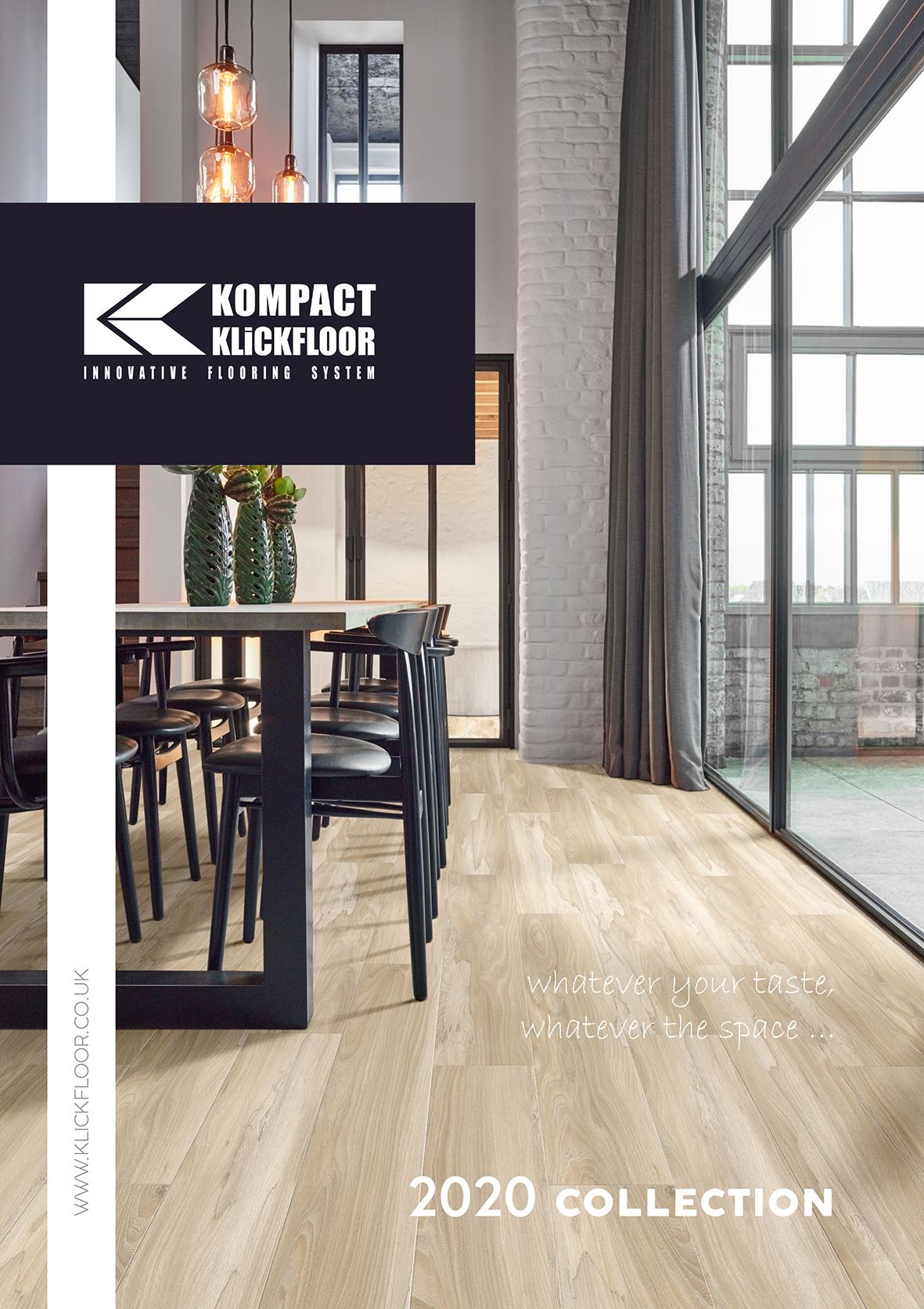 KlickFloor 2020 Collection Brochure
