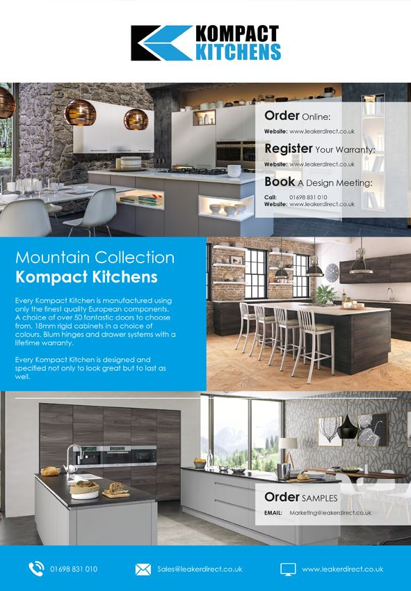 Kompact Kitchens Pricelist 2019