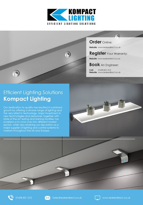 Kompatc Lighting Cover